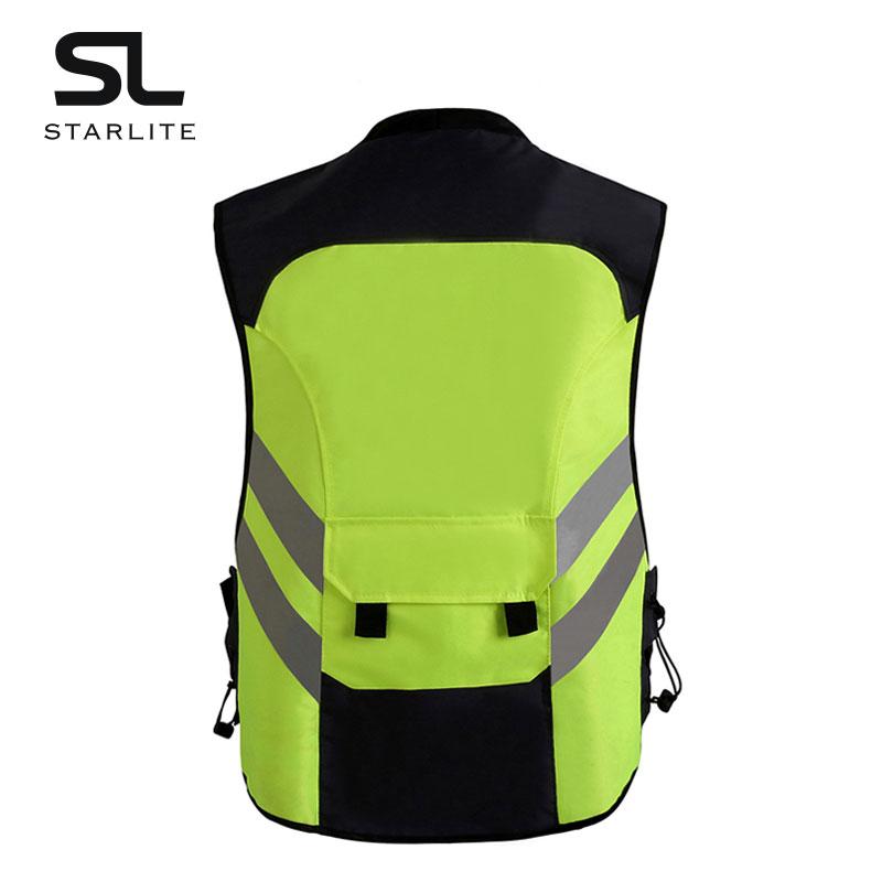 新款骑行安全服 运动反光衣服